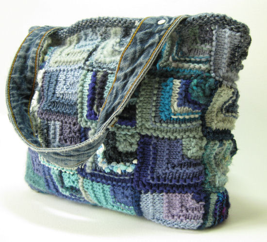 Granny Square Bag Pattern Free : Square Bag Pattern ? Design Patterns