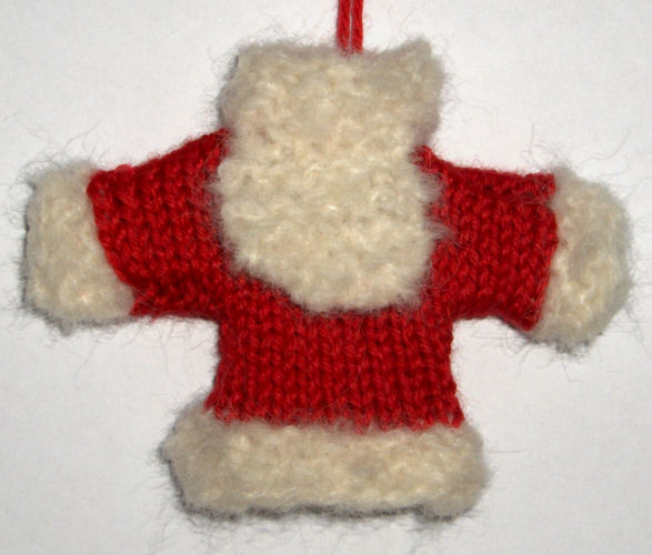 Knitted Santa Pattern Patterns Gallery