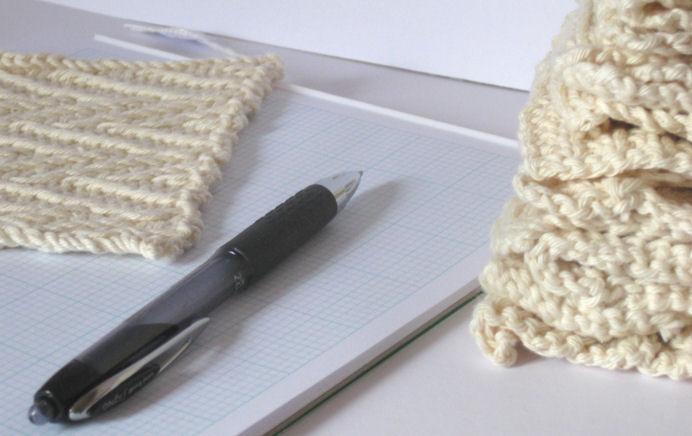 Crochet Pattern Writer : Knitting and Crochet Pattern Writing